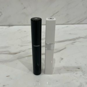 NWT Chanel The Eyes Have It Mascara and Primer Set